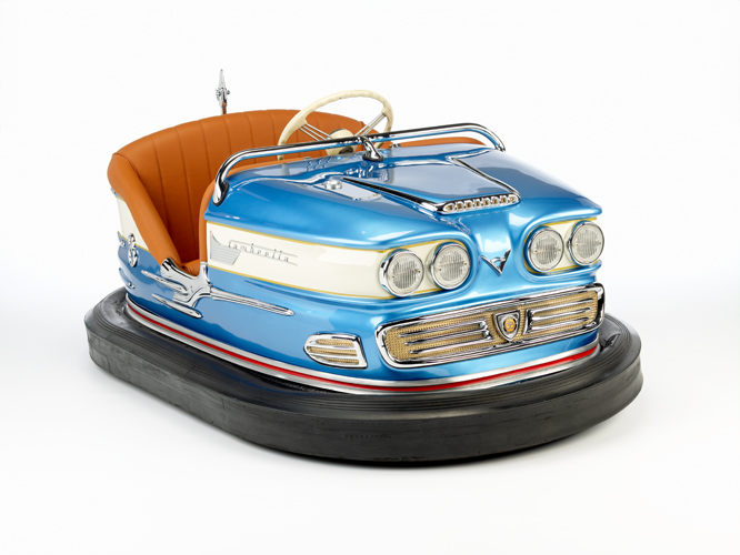 1955 GBER/JHLE Cadillac style vintage bumper car