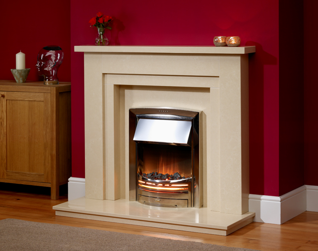Paramount Marble Boulevard Marble fire surround